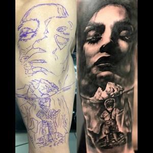 Boun Cang @boun_cang_tattooartist