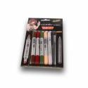 Rotuladores Copic CIAO - Vampire Knight - Paquete De 5+1