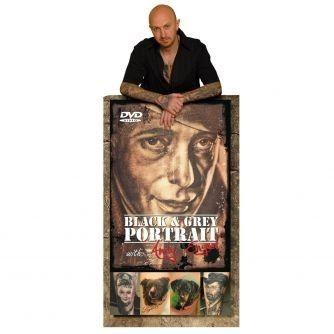 DVD Andy Engel Black & Grey Portrait