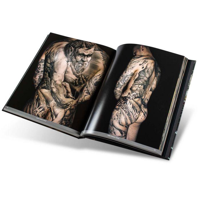 Libro Black & Grey Tattoo Book: 3 - Edition Reuss