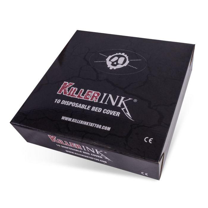 Caja De 10 Fundas Protectoras Elásticas Killer Ink 210x90x20cm