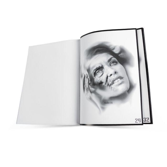 Libro Bullet BG - Digital Artwork