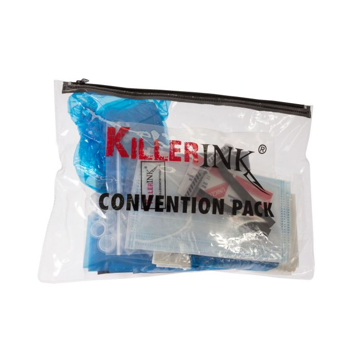 Paquete Completo para Artista en Convenciones Killer Ink