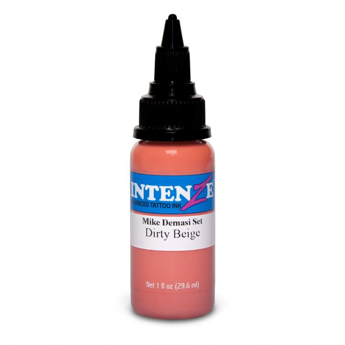 Tinta Tatuaje Intenze Ink Mike Demasi Dirty Beige Portrait 30ml (1oz)