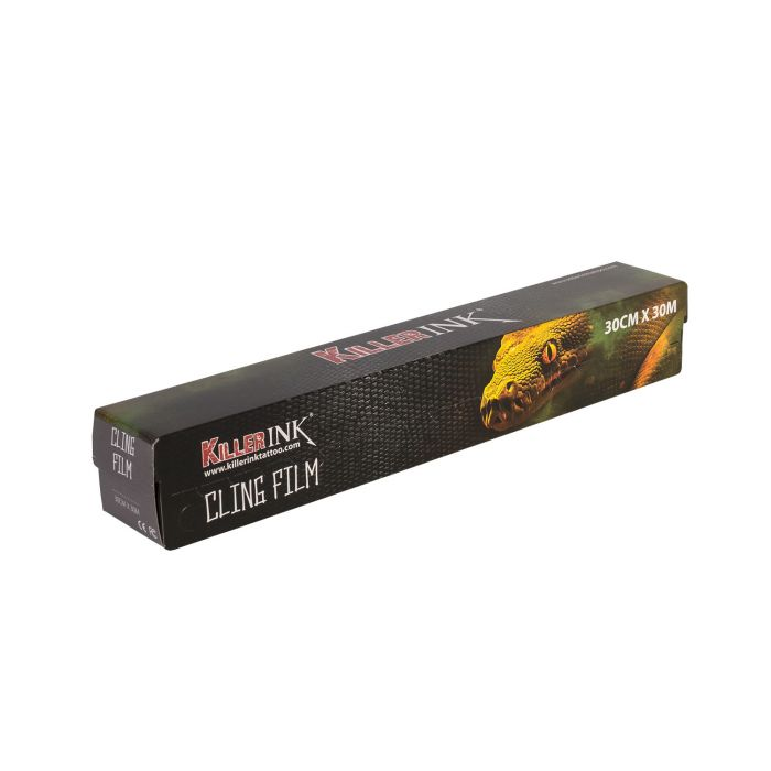 Rollo Dispensador De Film Killer Ink Con Corte Fácil 30m X 30cm