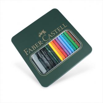 Faber-Castell - Albrecht Durer Mixed Media Set (Incluye Lápices Albrecht Durer Y Pitt Artist)