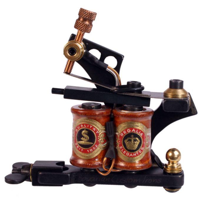 Máquina Tatuaje Bavarian Custom Irons Morphosica - Power Liner