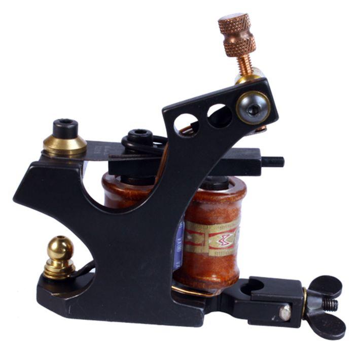 Máquina Tatuaje Bavarian Custom Irons Morphosica - B+G Shader