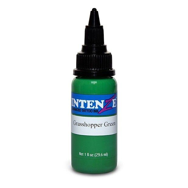 Tinta Tatuaje Intenze Ink New Original Grasshopper Green 30ml (1oz)