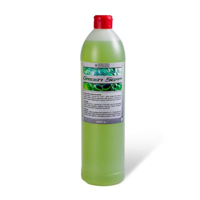 Botella 1L Jabon Verde Cyber