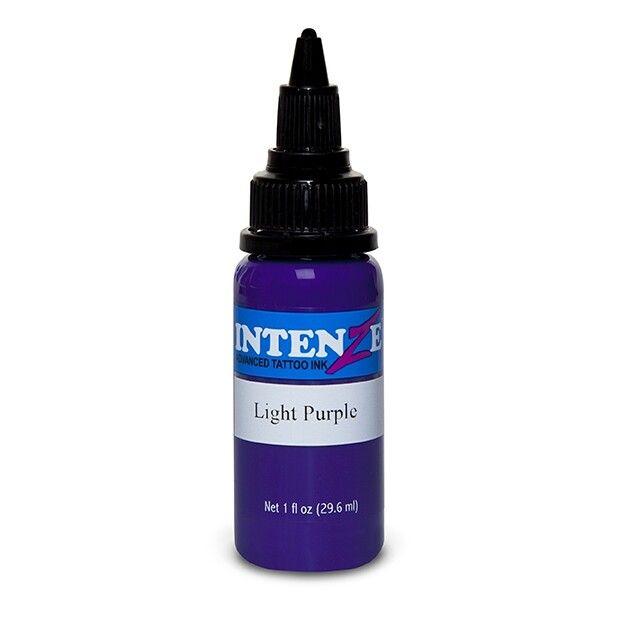 Tinta Tatuaje Intenze Ink Basic Light Purple 30ml (1oz)