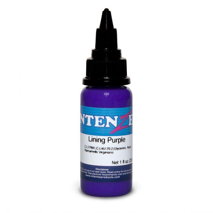 Tinta Tatuaje Intenze Ink Color Lining Series Lining Purple 30ml (1oz)