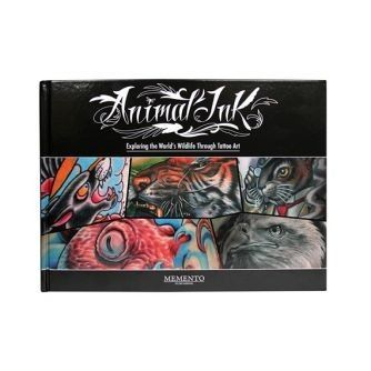 Libro Animal Ink Por Mike De Vries