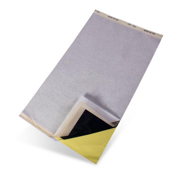 Reprofx Spirit Classic - Paquete De 100 Hojas Papel Hectográfico Purple Thermal (21,5 x 35,5cm)