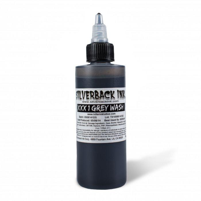 Tinta Tatuaje Silverback Ink® XXX Greywash 1 120ml (4oz)