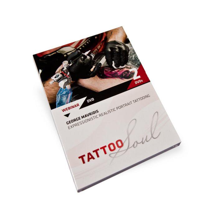 DVD Tattoosoul - George Mavridis