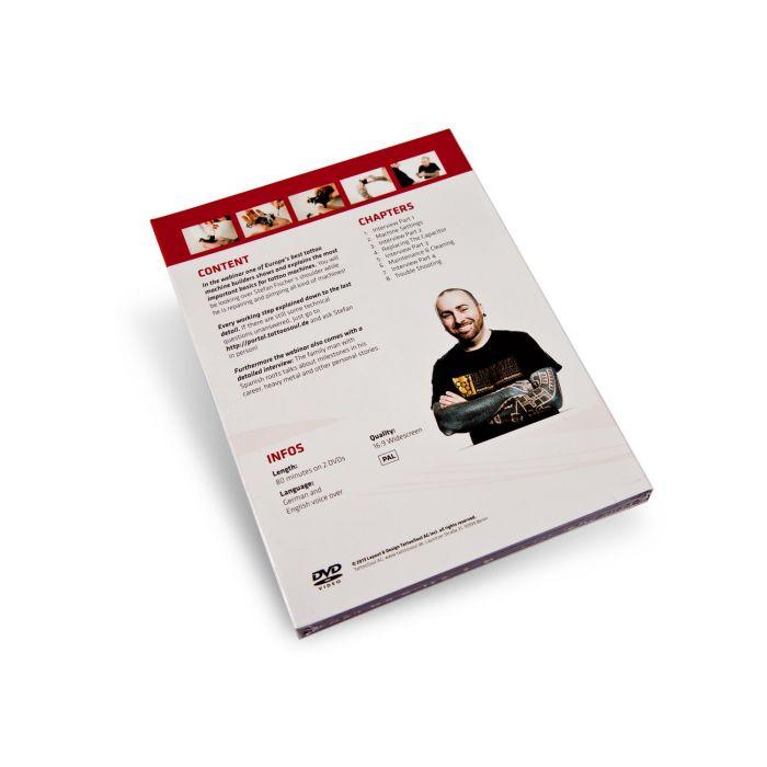DVD Tattoosoul - Stefan Fischer