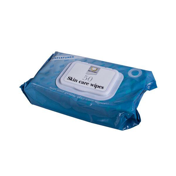 Paquete 50 Toallitas Para Cuidado De Piel