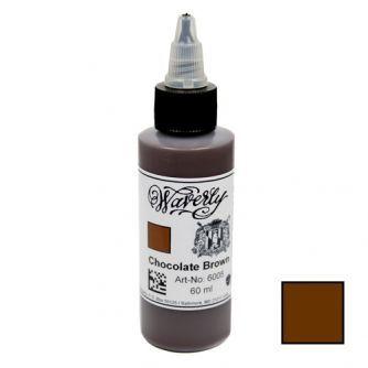 Tinta Dibujo WAVERLY Color Company Chocolate Brown 60ml (2oz)
