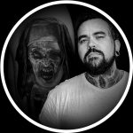 Adem Senturk Conjura a la Monja para nuestro video de Halloween