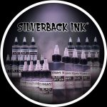 Silverback Ink® - Para Trabajo Killer Black & Grey