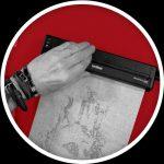 Cómo Usar una Impresora Térmica para Plantillas de Tatuaje